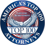 America's Top 100 Attorneys Lifetime Achievement