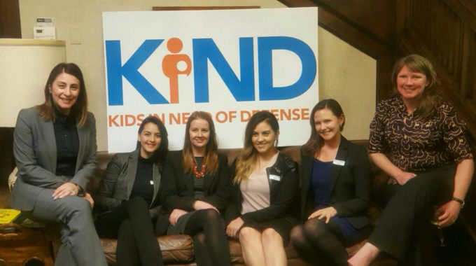 Miles, Sears, & Eanni Hosts One Year Celebration For Kids In Need Of Defense (KIND)